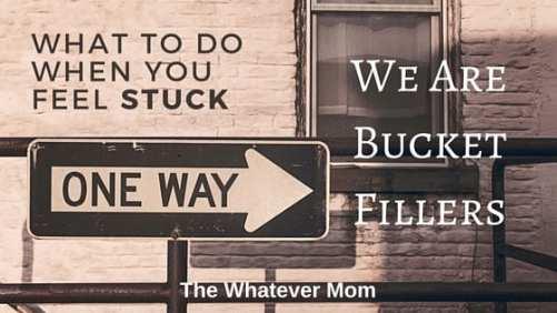 Be a BucketFillingFamily