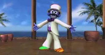 Gonoodle.com Maximo Monkey