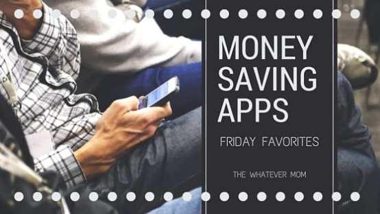 MoneySaving Apps
