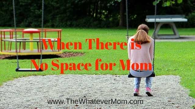 No Space for a Mom