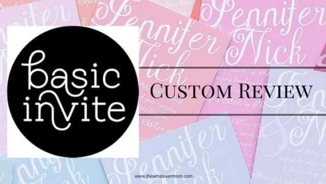 Friday Favorites Basic Invite