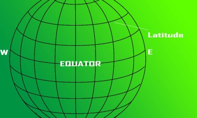 What is Latitude? Facts and characteristics of Latitude