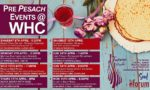 Pre-Pesach Events