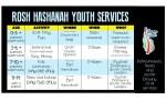 Youth Services Rosh Hashanah 2019