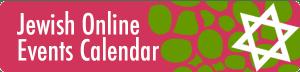 Jewish Online Events Calendar