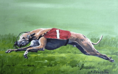 Win A Commissioned Portrait of Your Dog worth £50