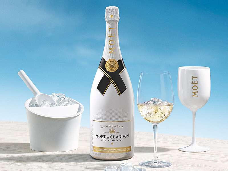 5e8d2194277 Moët Chandon Ice Imperial Champagne Gift Pack From The