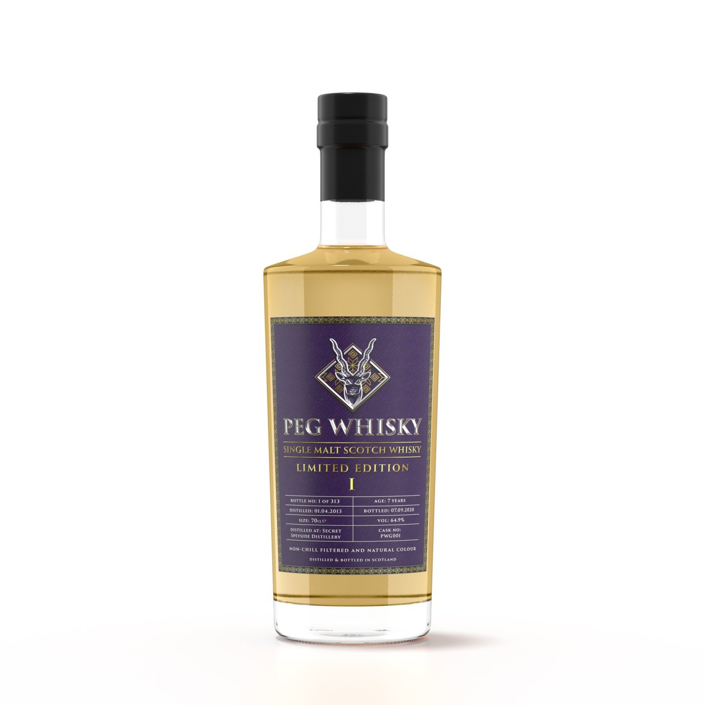 Peg Whisky Limited Edition No. I