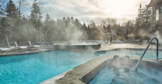 """Image result for Lake Placid: The Whiteface Lodge pool"""""""