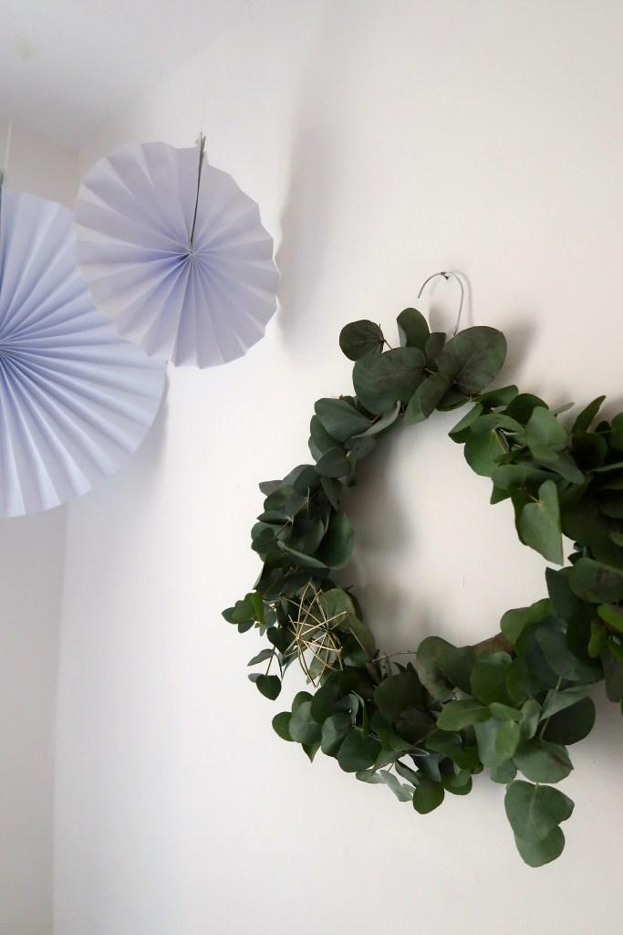 Mit Eukalyptus zur super coolen Weihnachtsdeko
