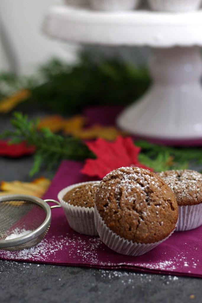 Es riecht nach leckeren Schokoladenmuffins!