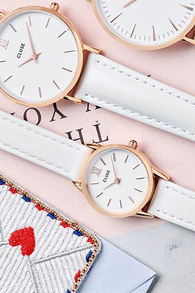 Mit CLUSE pimpen wir unsere Armbanduhr auf Frühling! | Mi-Mini