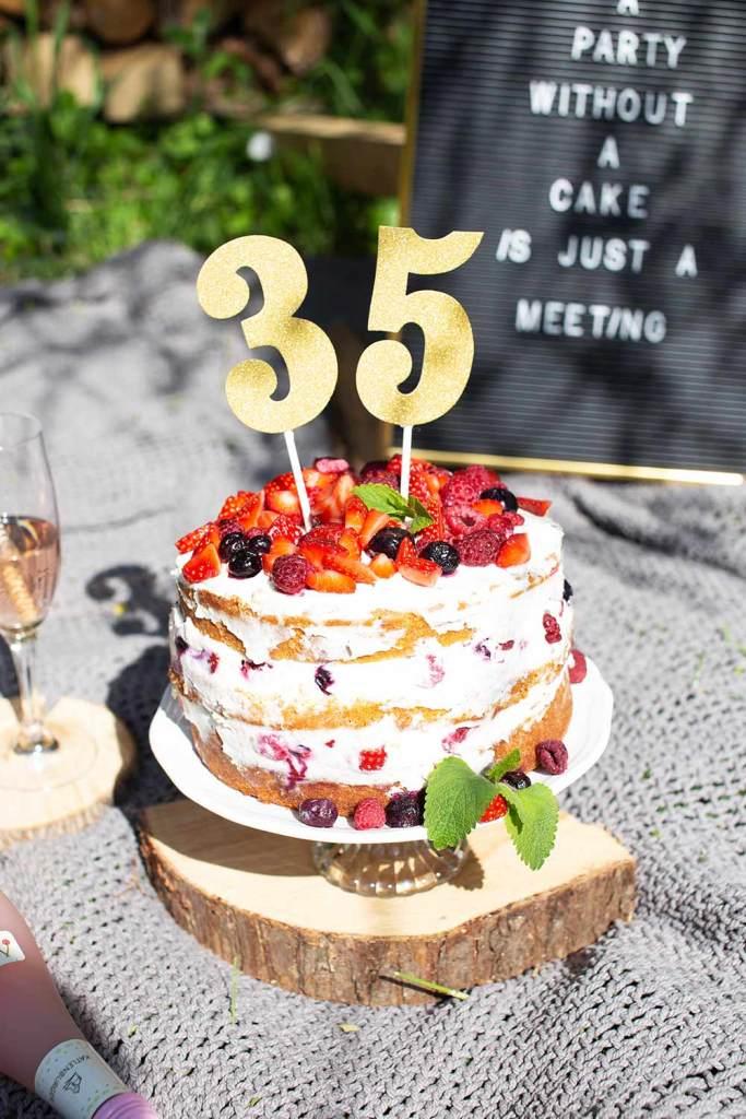 Der Geburtstagskuchen für alle Sommerkinder! Feiert euch selbst mit Geburtstagsbildern der besonderen Art!