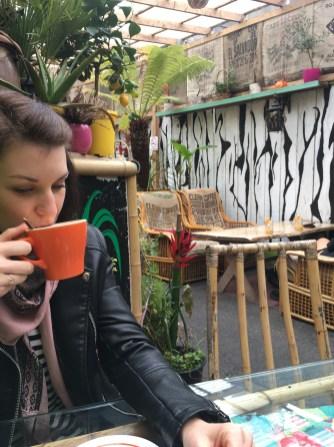 Das Jungle Cafè ist ein echter Geheimtipp