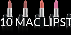Top 10 MAC Lipsticks