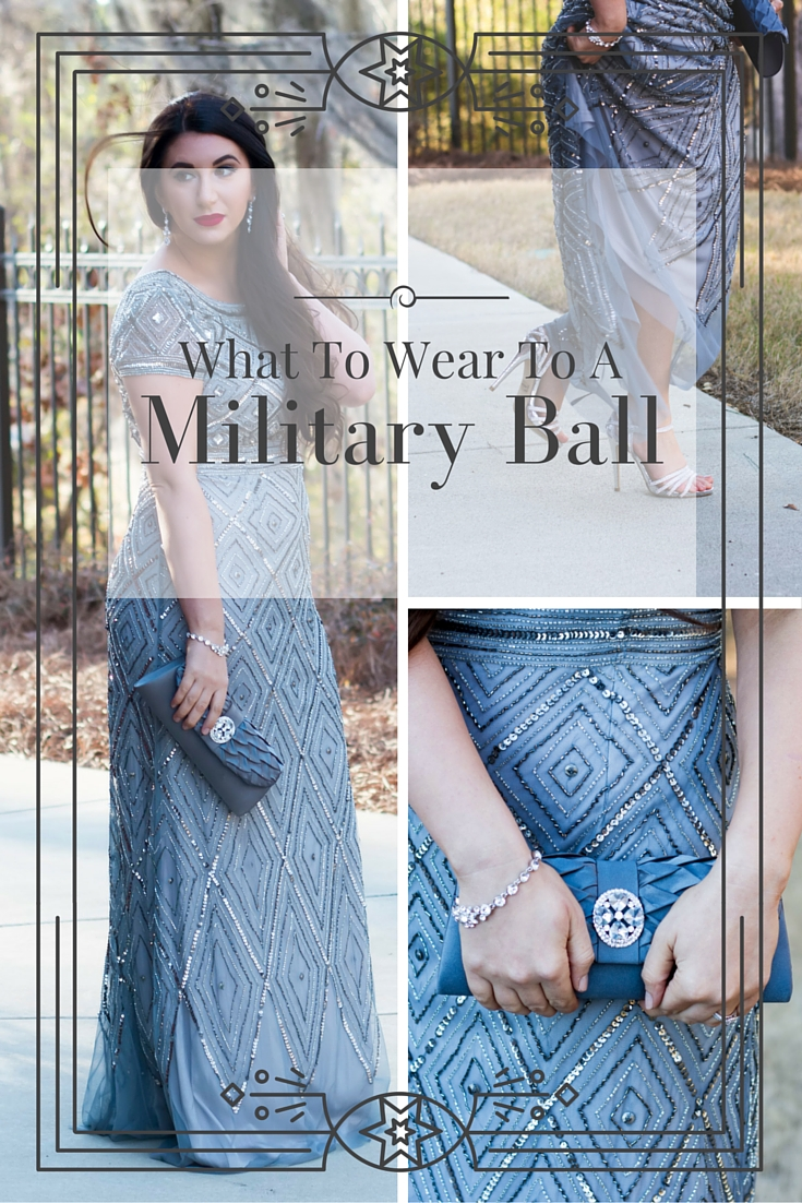 Military Ball Moment - the WHITNEY STORY