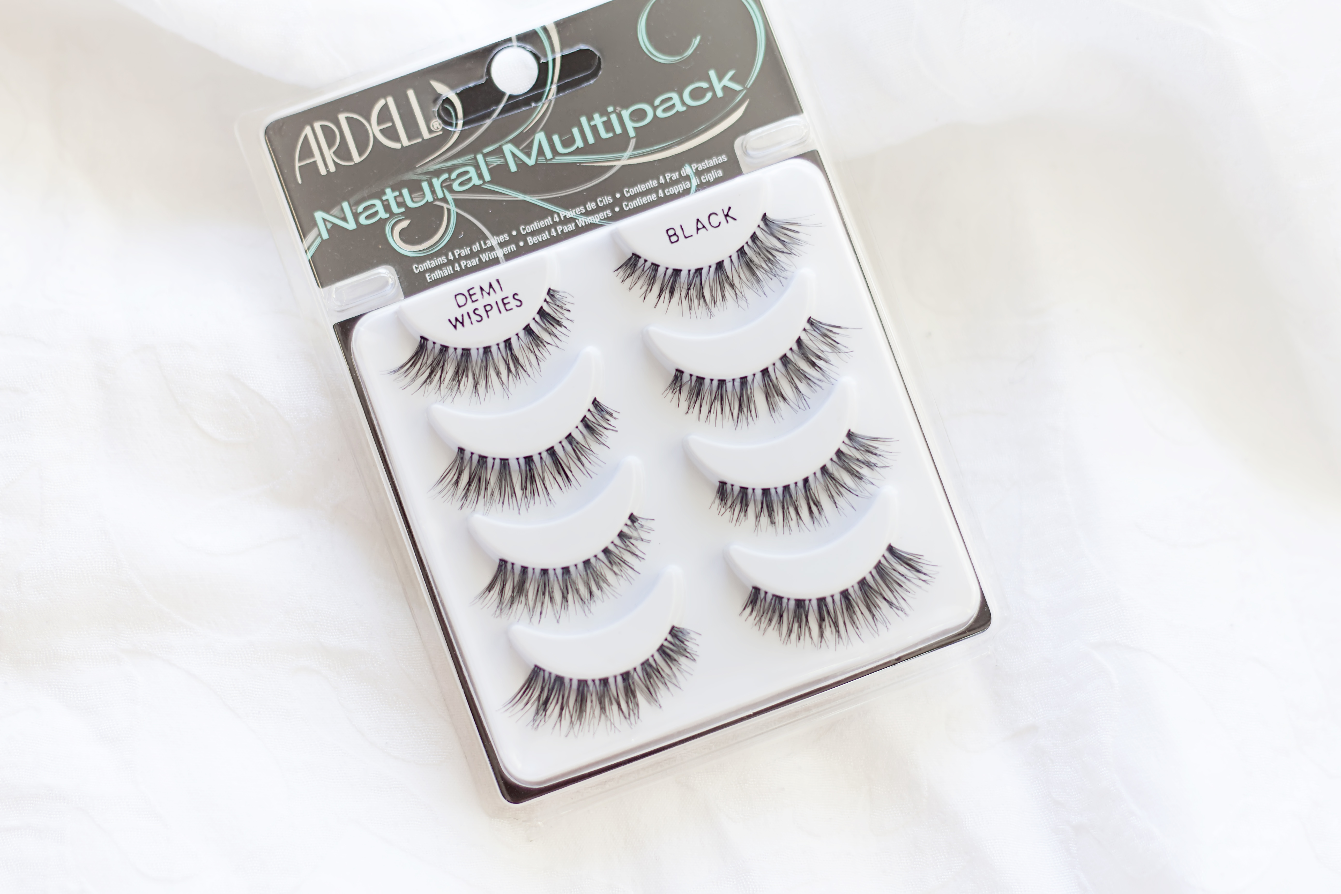 8a61f622f86 I can't go into Ulta and not buy lashes… it's a problem. The Ardell Demi  Wispies are my absolute favorite. They are very natural and easy to apply.
