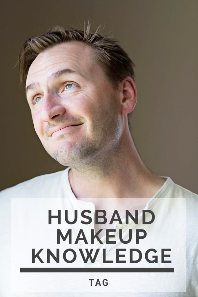 Husband Makeup Knowledge tag