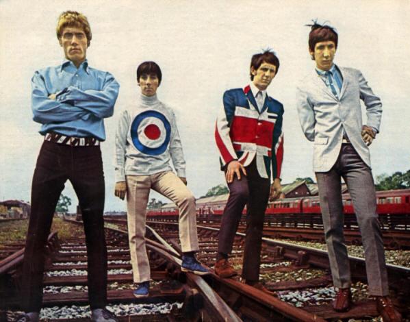 Résultats de recherche d'images pour «Les Who 1965»