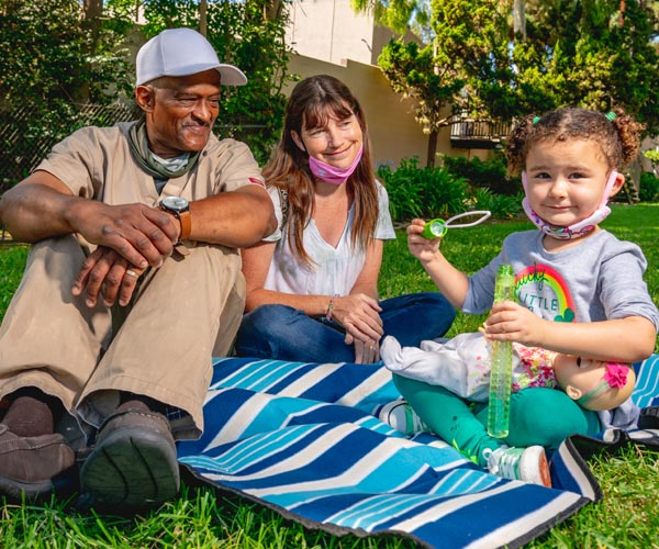 Family housing assistance programs LA