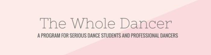 wellness program for dancers