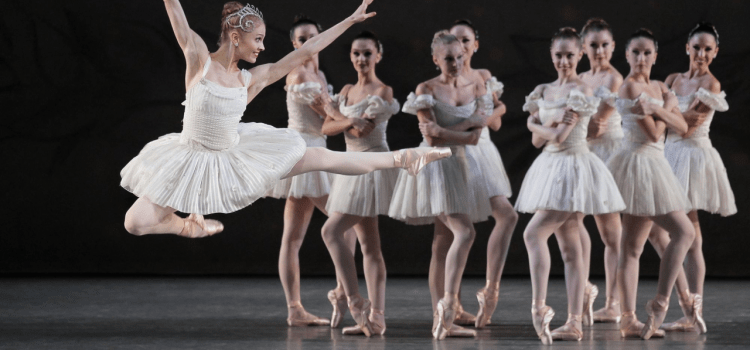 Inspiration from New York City Ballet Soloist Lauren King