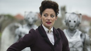 MICHELLE GOMEZ AS MISSY