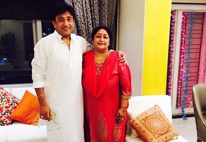 dhanashree verma parents
