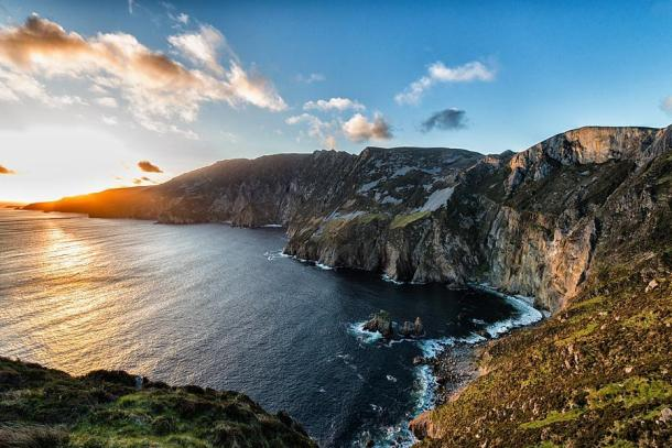 Image result for Slieve League