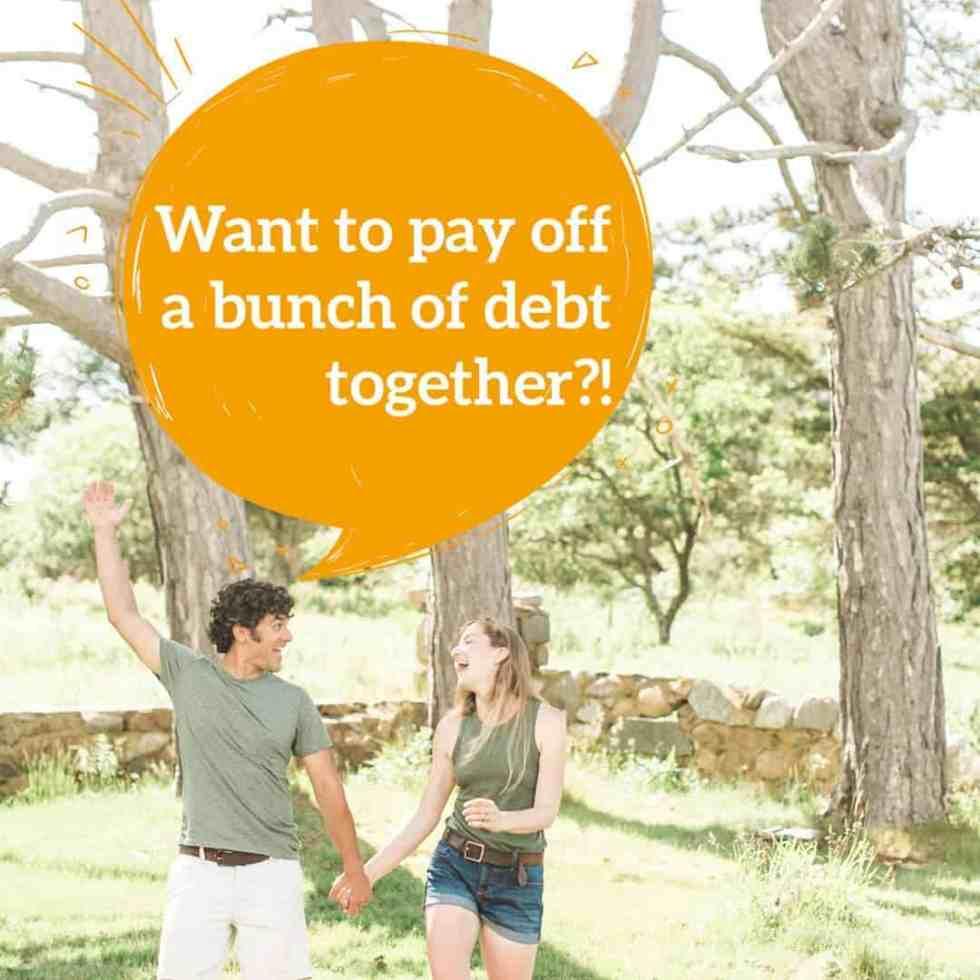 debt free lifestyle blog