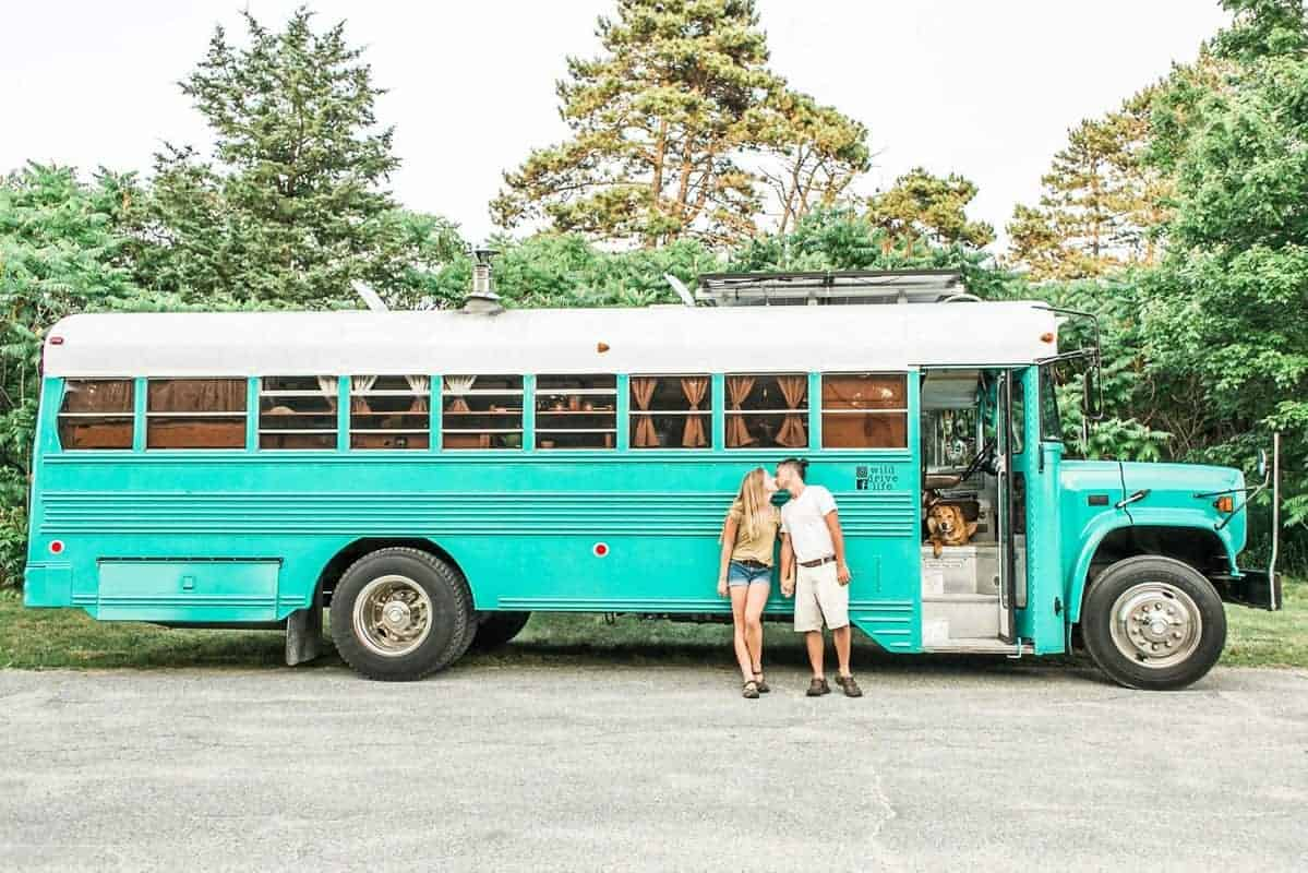 How Much Did Our Bus Conversion Cost Planning Preparation For A
