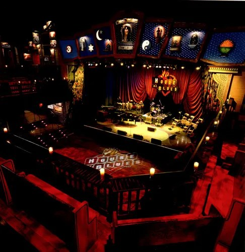 The wildflowers at house of blues in myrtle beach on 7 9 16 the