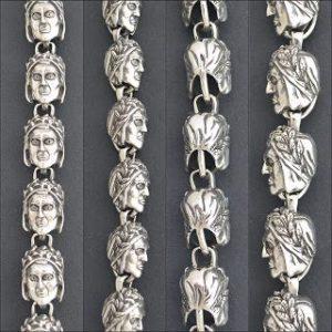 dante alighieri bespoke bracelet