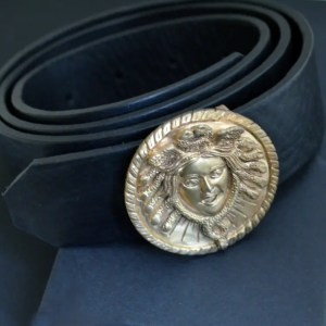 Medusa Belt Buckle
