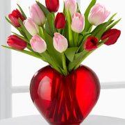 Heart Vase $65.00