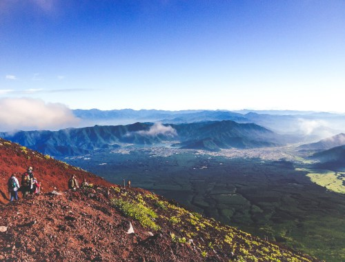 Climbing Mt. Fuji is easier than it seems, but it should not be taken lightly. I climbed Mt. Fuji solo, but I survived. It's something I believe everyone should experience.