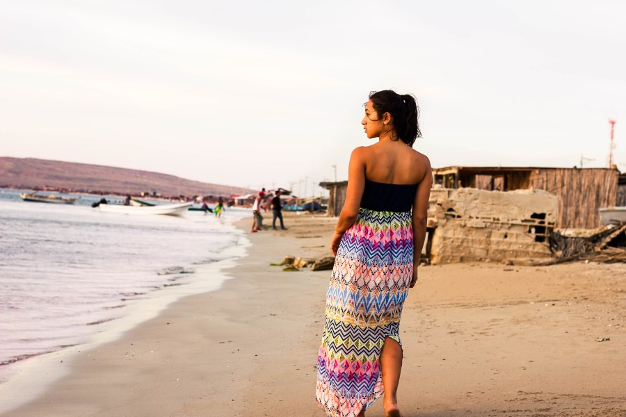 how to get to cabo de la vela solo female traveler