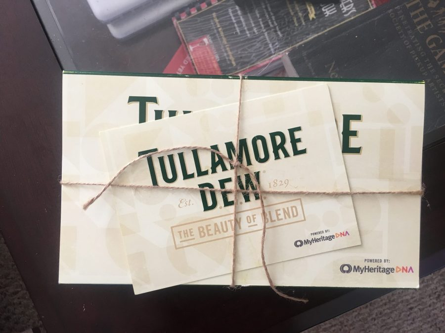 Tullamore Dew, Dew and a brew, contest, beauty of blend