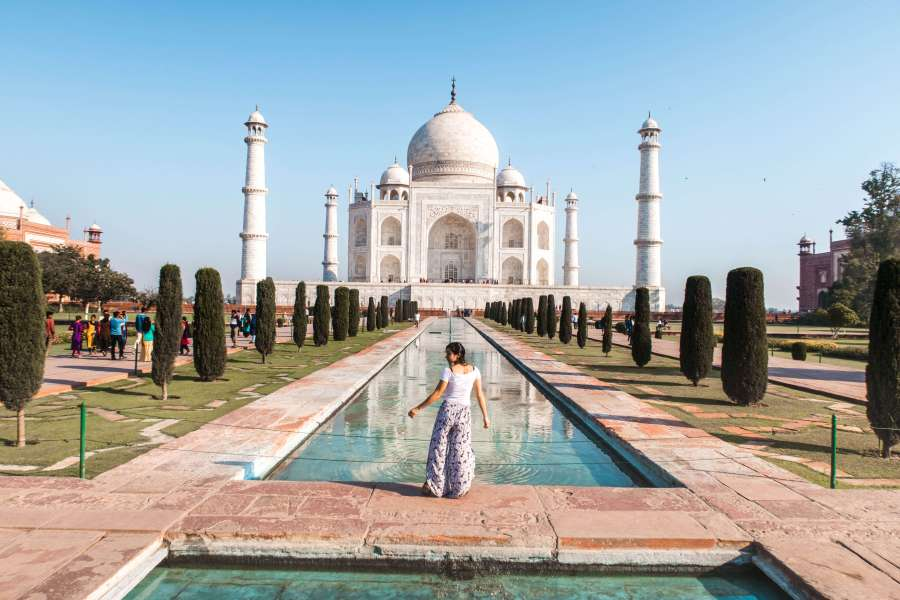 Taj mahal Featured image