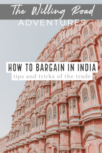 Does bargaining in India intimidate you? Read this so you can learn how to bargain like the locals!