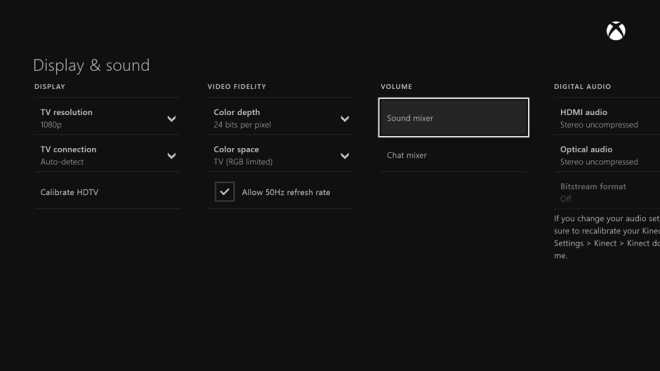 Xbox may update