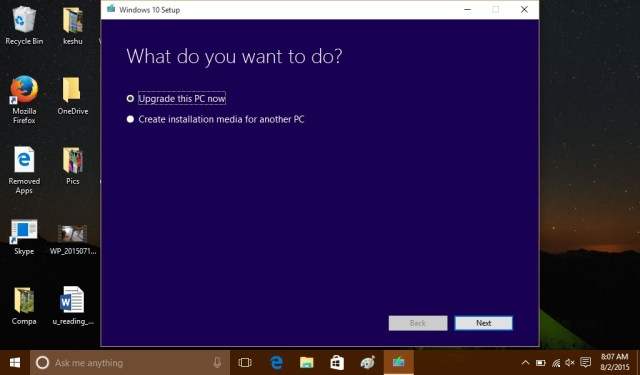 how to create bootable win 10 install dvd