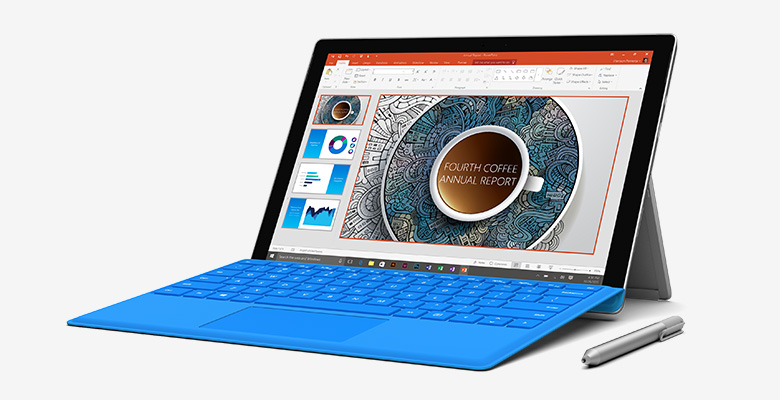 Microsoft Publishes New Ad For Surface Pro 4 Wincentral