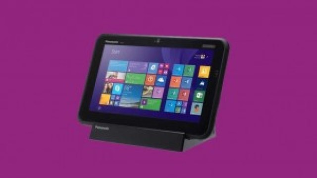 Panasonic Toughpad FZ-Q1-970-80