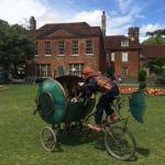 Hat Fair - Abbey Gardens