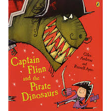 Captain Finn and the Pirate Dinosaurs