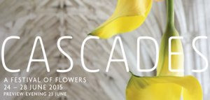 Cascades - Festival of Flowers