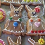 Cathedral Easter Buscuits