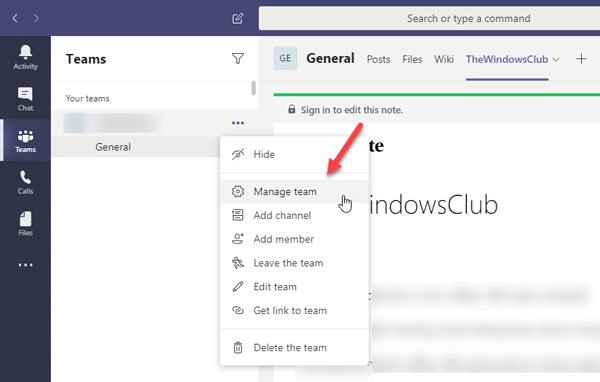 Install an app and add it as a tab in Microsoft Teams