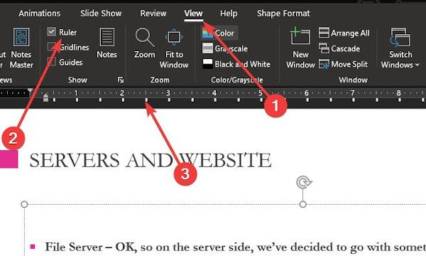 How to indent and align Bullet Points in PowerPoint
